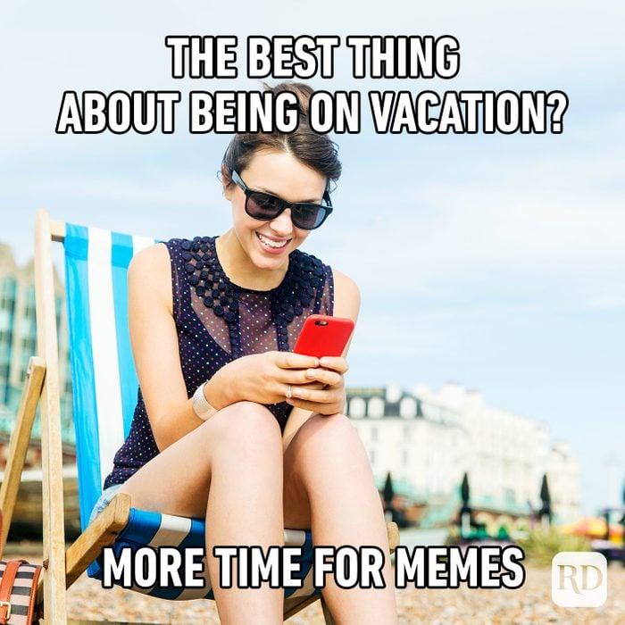 Vacation Memes Ft