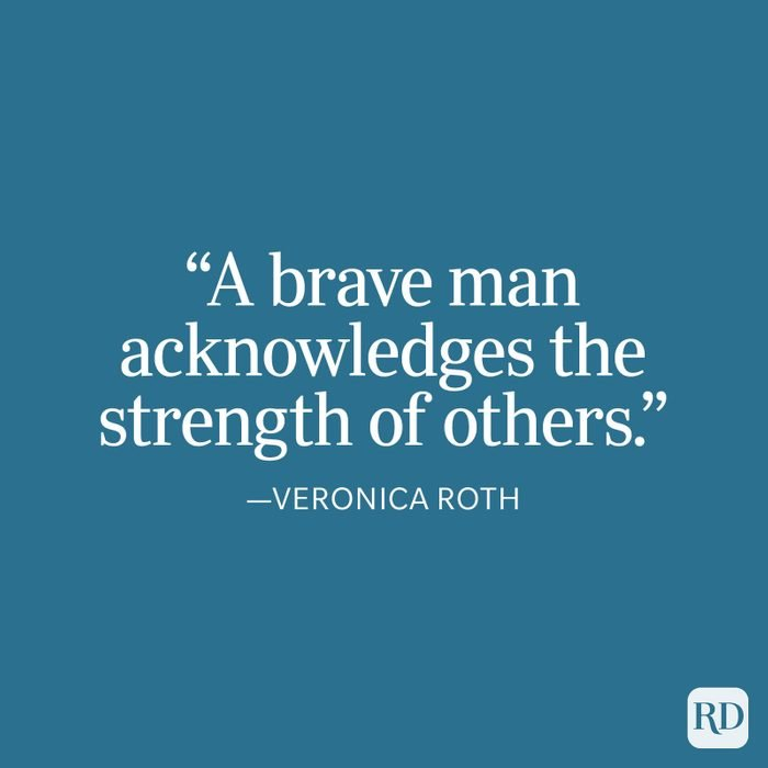 Veronica Roth Strength Quote