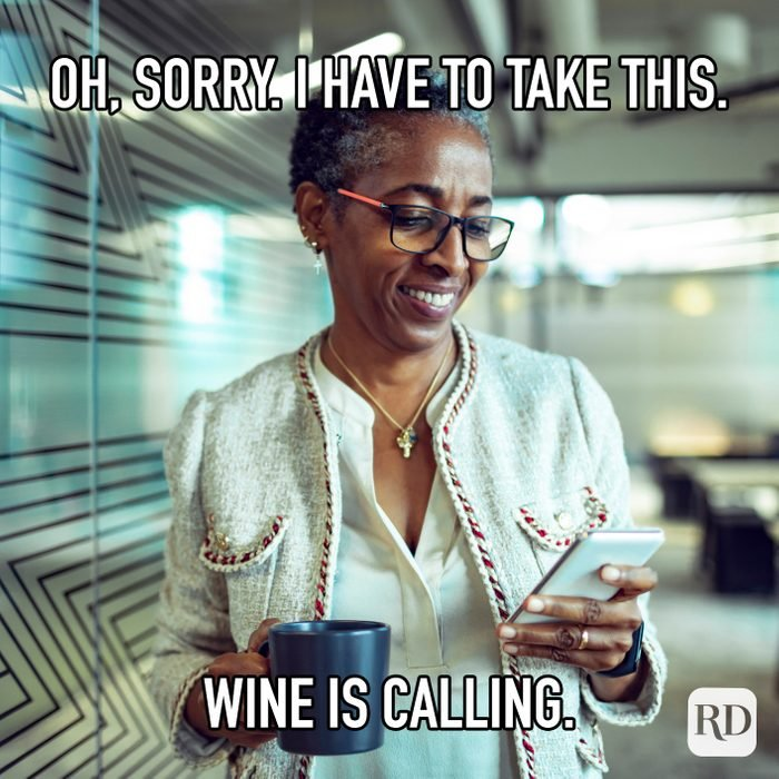 Wine Is Calling