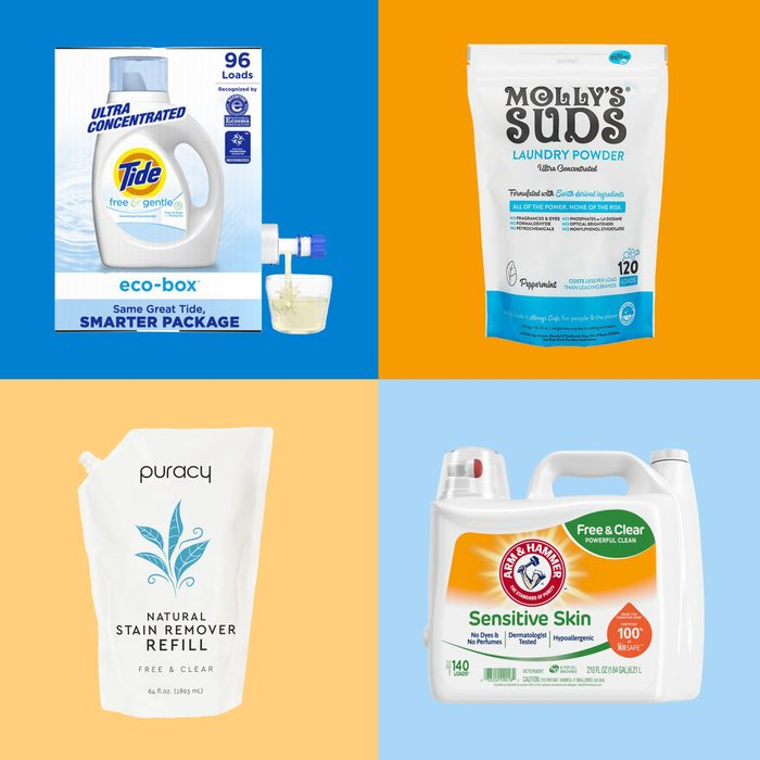 17 Best Laundry Detergents, According To Cleaning Experts Opener