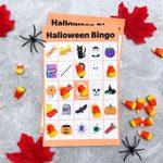 Free Printable Halloween Bingo Cards for Spooky Fun