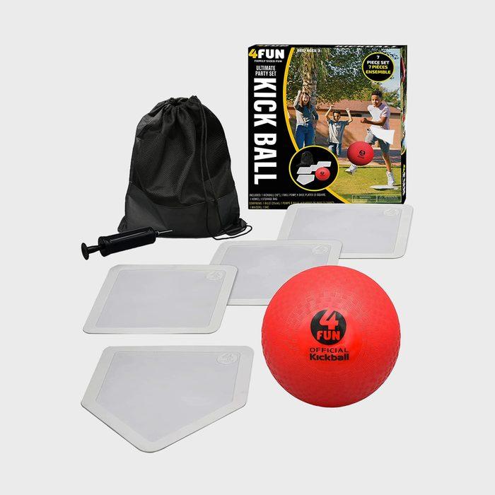 4fun Ultimate Kickball Set