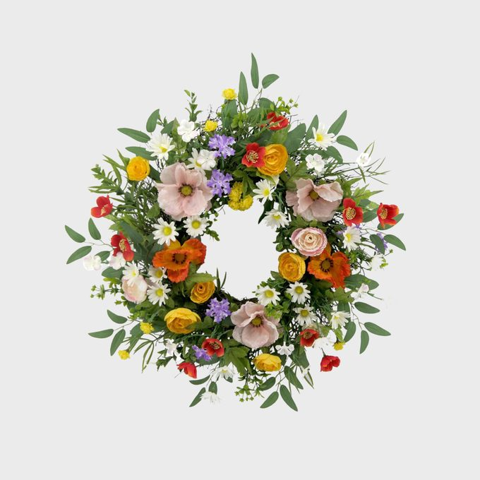 Bloom Room Wreath