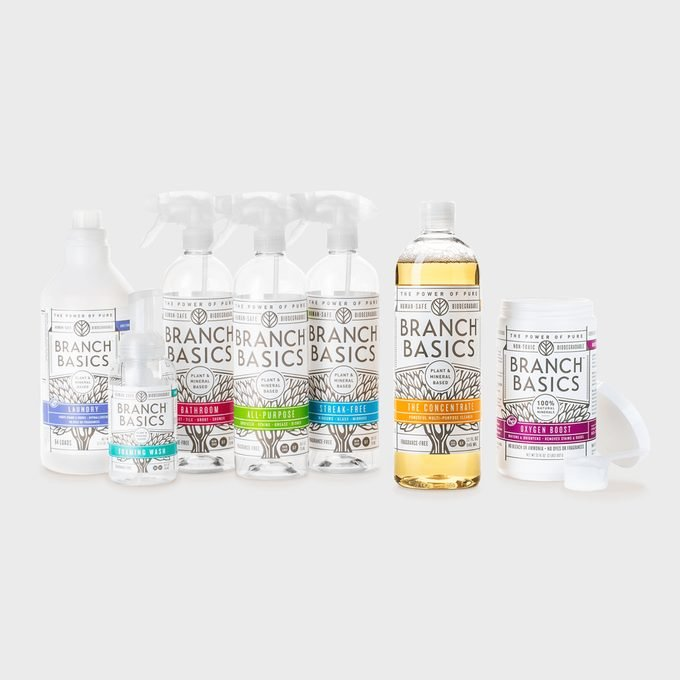 Branch Basics Non Toxic Cleaning Set