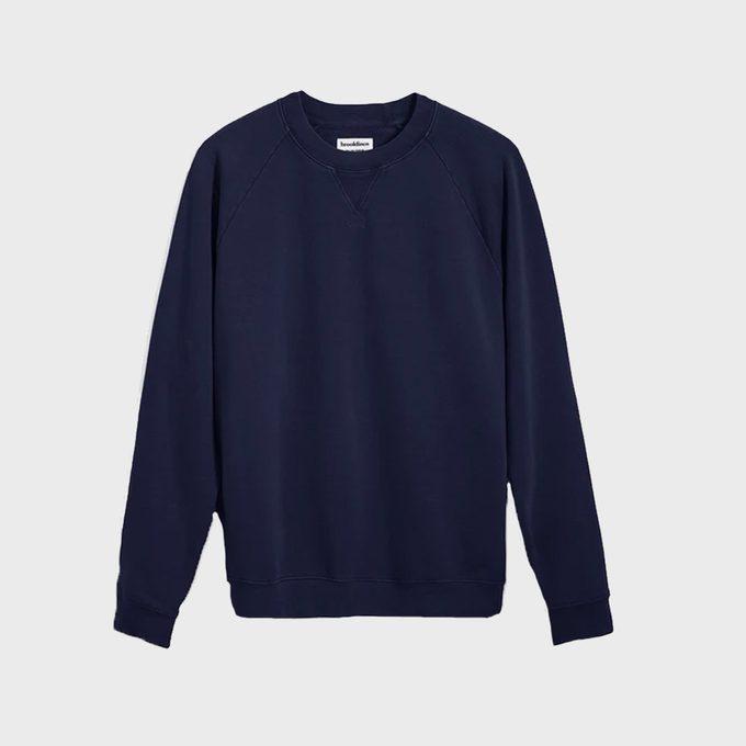 Bushwick Pant And Classon Sweatshirt From Brooklinen