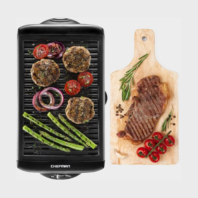 Chefman Smokeless Electric Grill