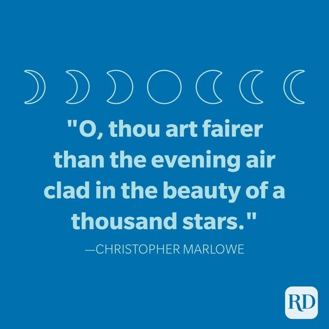 Christopher Marlowe Selamat Malam Kutipan
