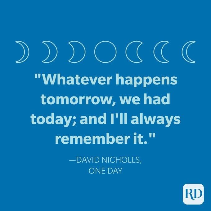 Kutipan Selamat Malam David Nicholls