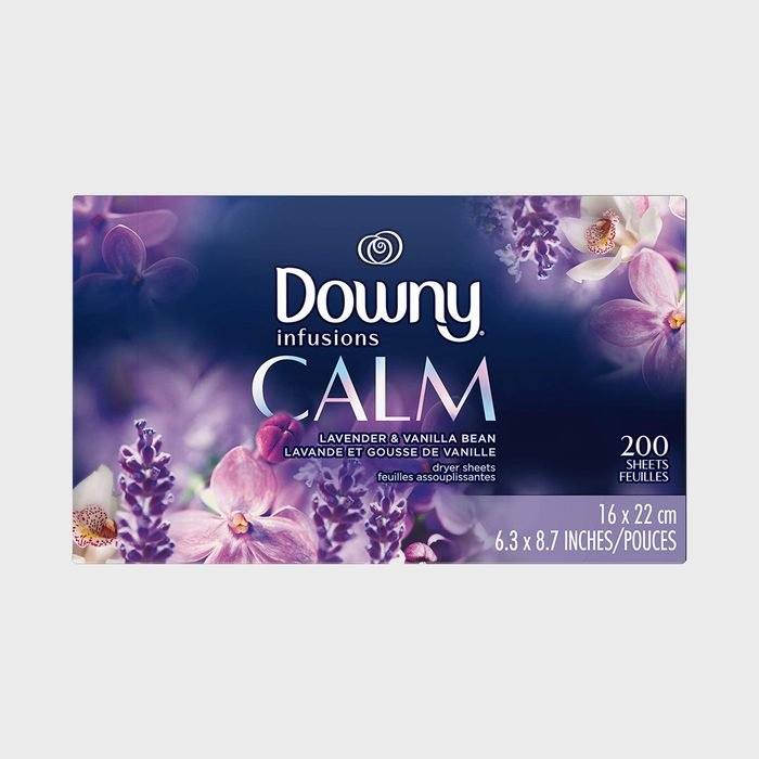 Downy Infusions Calm Dryer Sheets