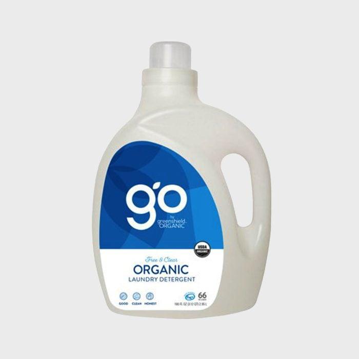 Go Organic Laundry Detergent