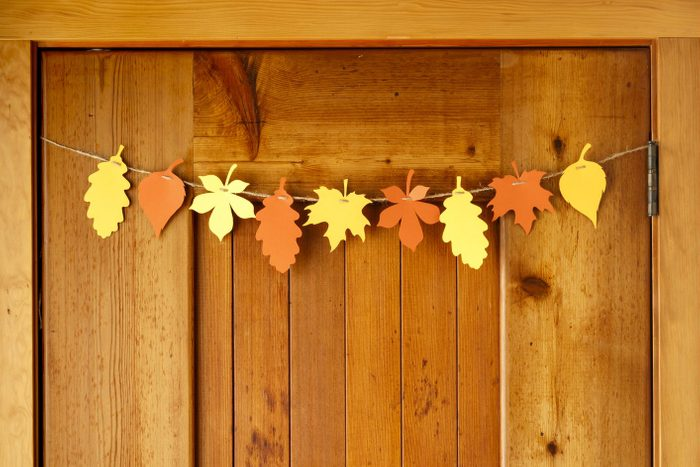 thanksgiving crafts for front door