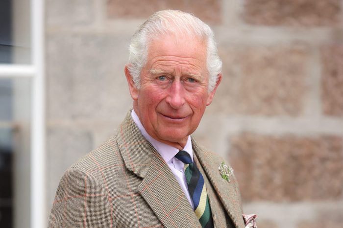 The Duke And Duchess Of Rothesay Visit Ballater