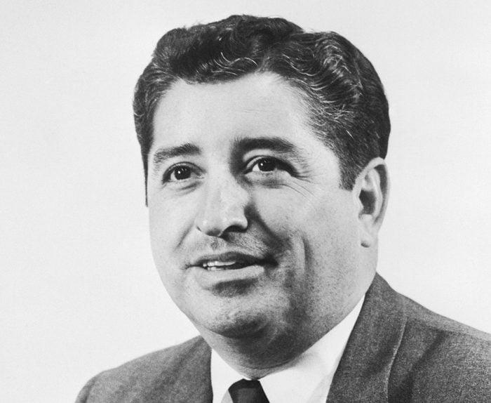 Mexican-American Journalist Ruben Salazar