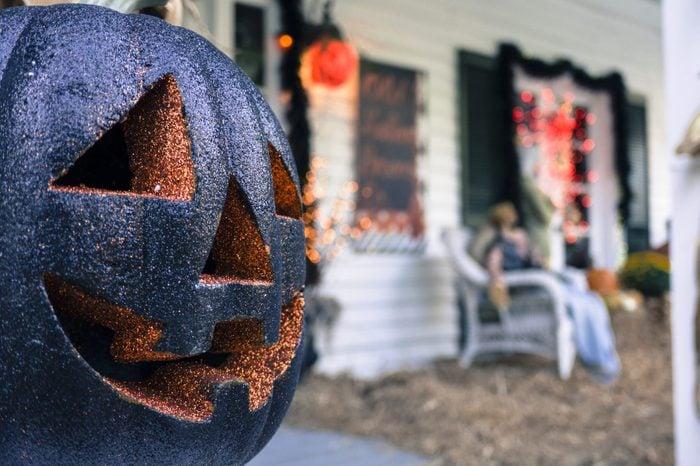 Halloween in North Georgia