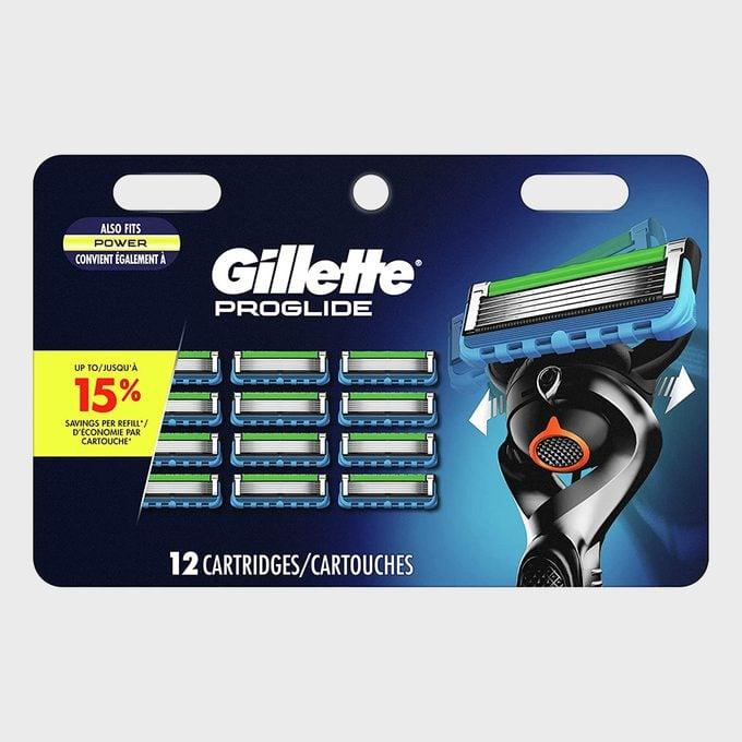 Gillette Proglide Mens Razor Blades