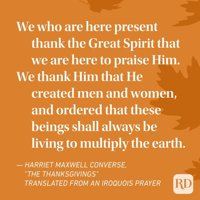 Harriet Maxwell Converse Thanksgiving Poems