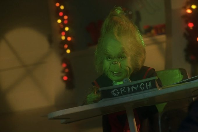 How The Grinch Stole Christmas (2000)