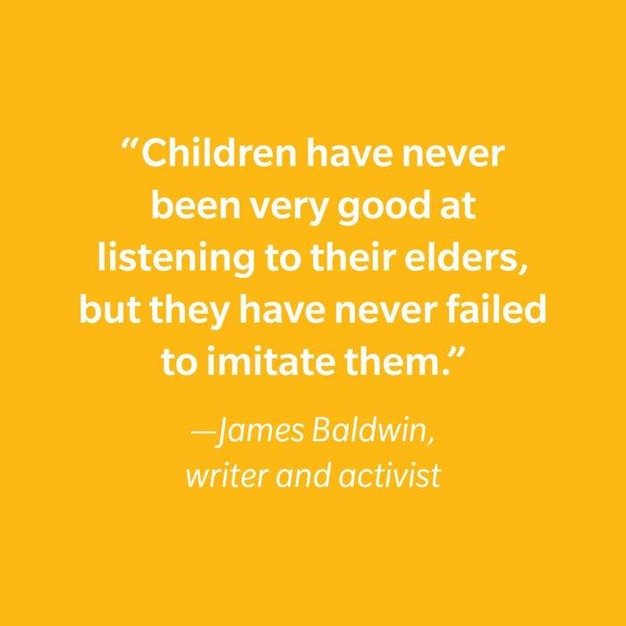 James Baldwin Inspiring Kids' Quotes