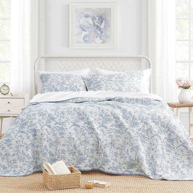 Laura Ashley Home Quilt Set