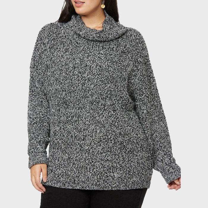 Nydj Chunky Turtleneck Sweater