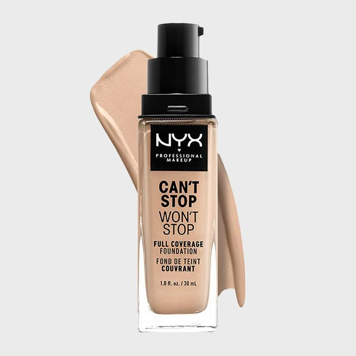 Nyx Professional Makeup Cant Stop Wont Stop Foundation