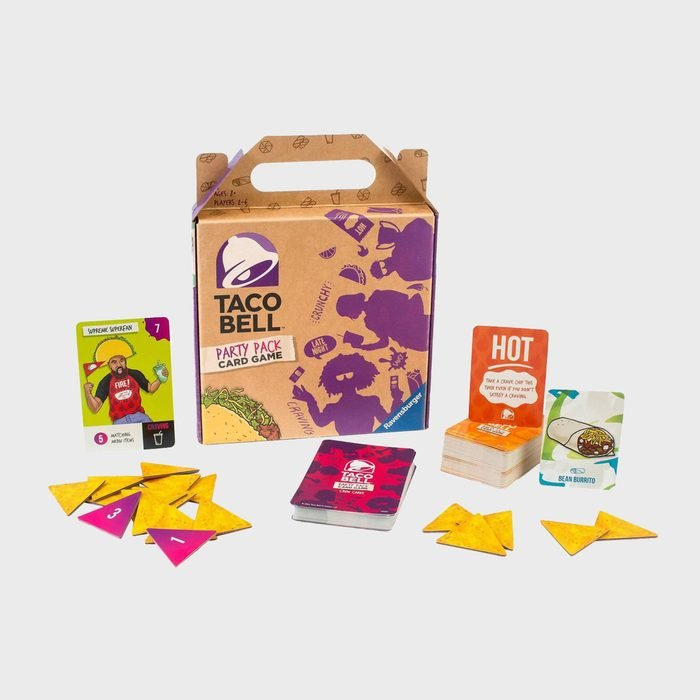 Ravensburger Taco Bell Party Pack Card Game