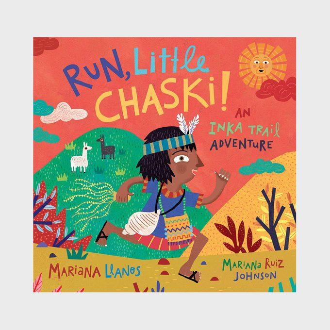Run Little Chaski An Inka Trail Adventure By Mariana Llanos
