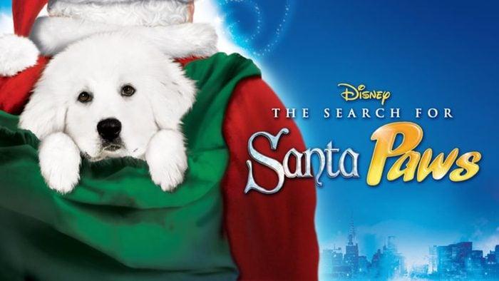 Santa Paws Movie