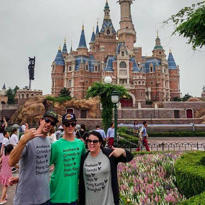Shanghai Disney Courtesy Heather Sievers