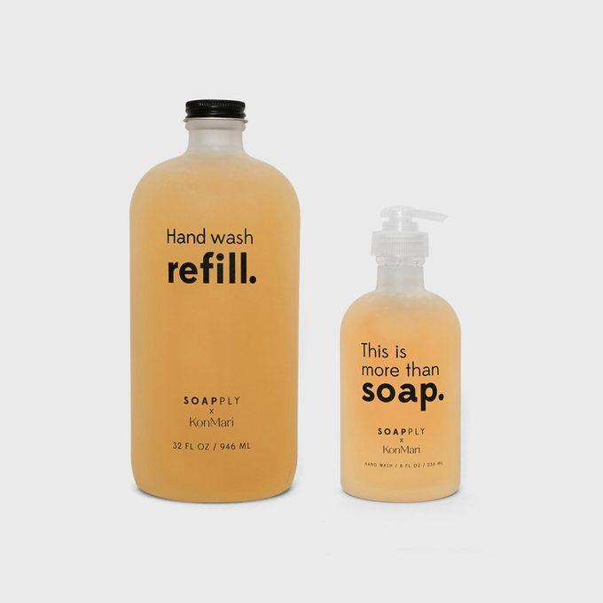 Soapply X Konmari Organic Hand Soap