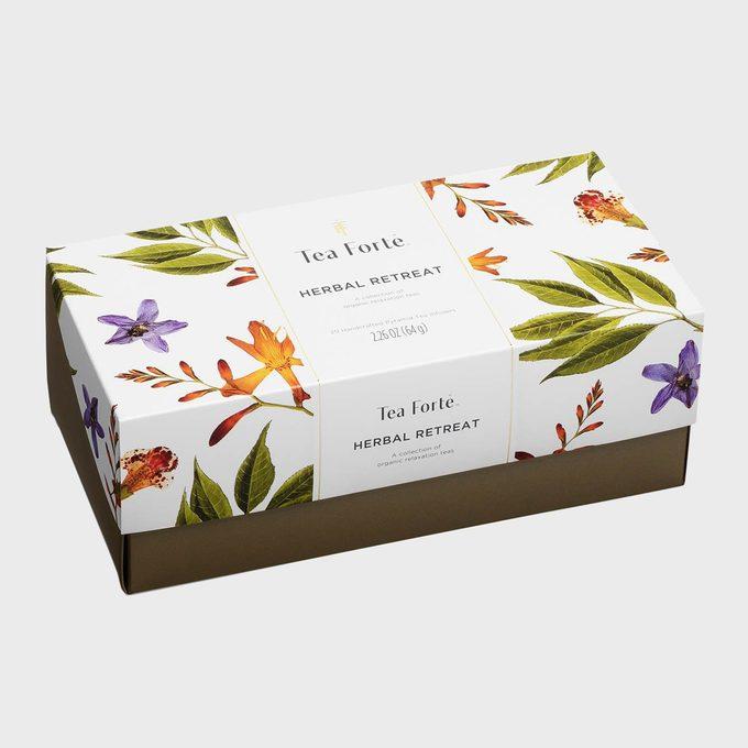Tea Forté Herbal Retreat Presentation Box