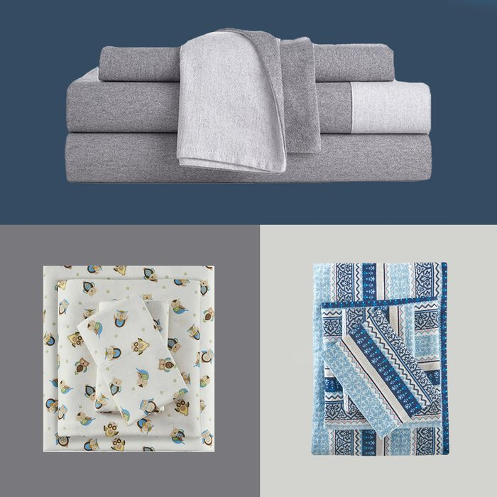The 12 Best Flannel Sheets For The Coziest Bed This Winter