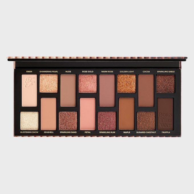 Too Faced Born This Way Natural Nudes Eyeshadow Palette