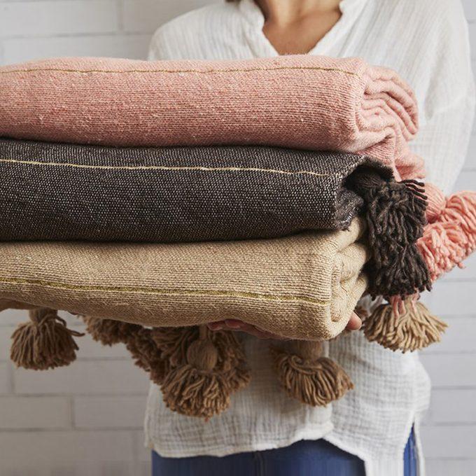 Verve Culture Moroccan Blankets
