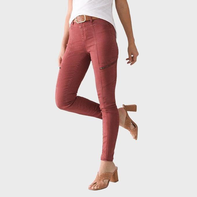 White House Black Market High Rise Everyday Skinny Jeans