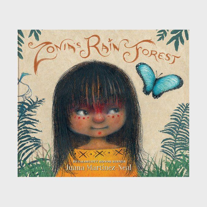 Zonias Rain Forest By Juana Martinez Neal