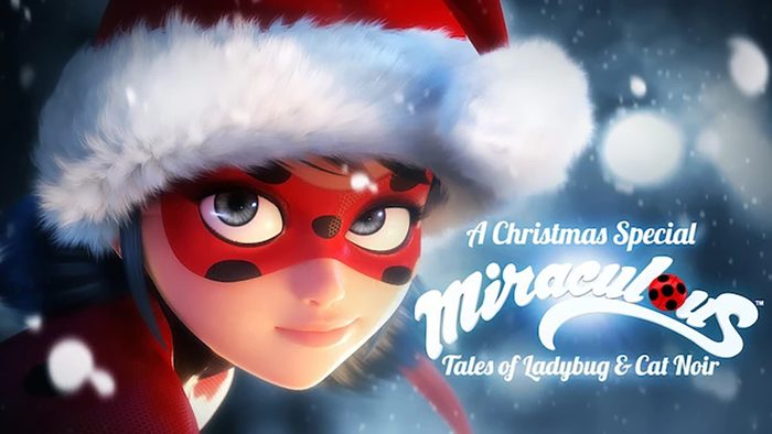 A Christmas Special Miraculous Tales Of Ladybug And Cat Noir