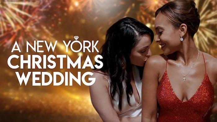 A New York Christmas Wedding Movie