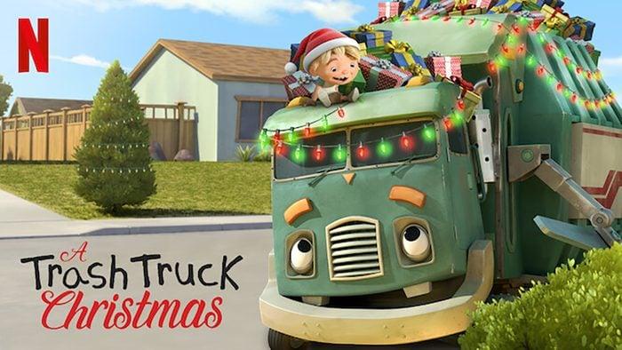 A Trash Truck Christmas Movie