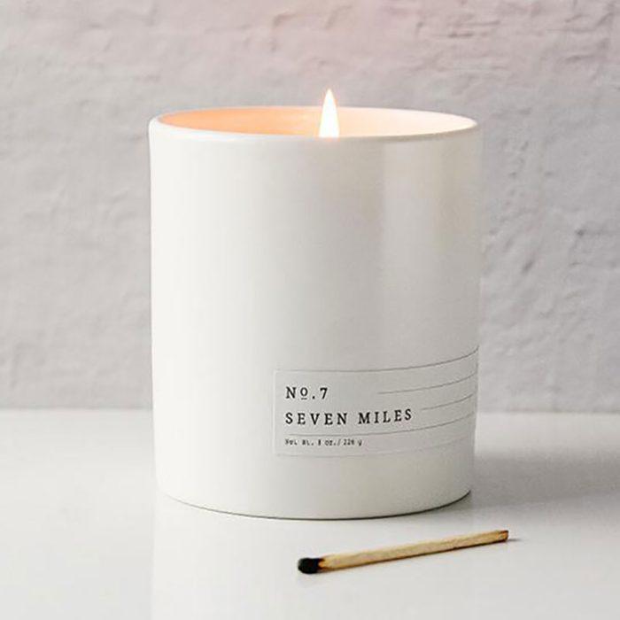Aerangis Seven Miles Candle
