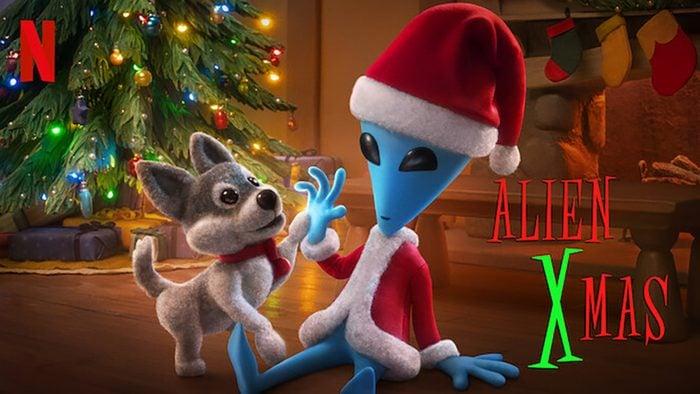 Alien X Mas Movie
