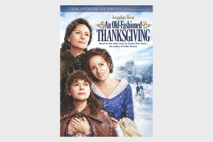 An Old Fashioned Thanksgiving Movie Via Amazon
