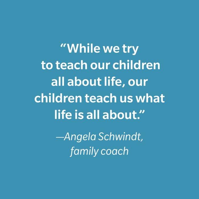 Angela Schwindt Inspiring Kids' Quotes