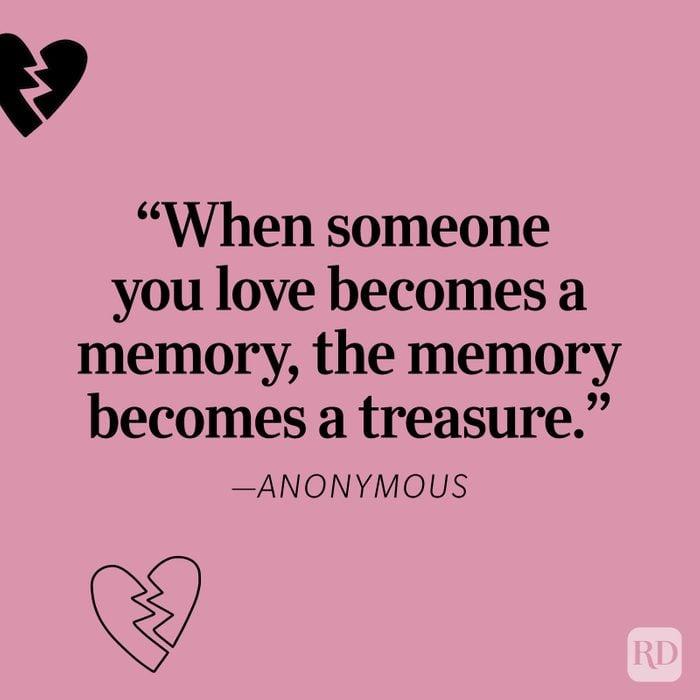 Anonymous Heartbreak Quote