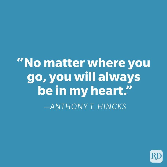 Anthony T Hincks Miss You Quote