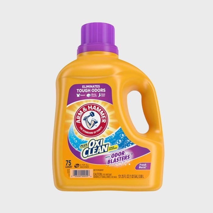 Arm & Hammer Plus Oxiclean With Odor Blasters