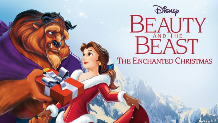 Beauty And The Beast The Enchanted Christmas Movie