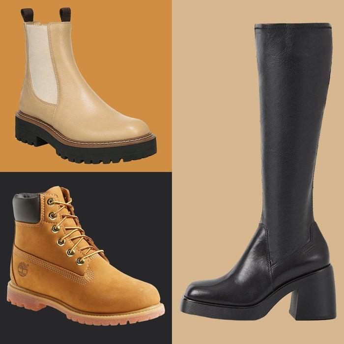 Best Fall Boots For Women