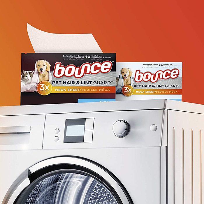 Bounce Pet Hair Dryer Sheets