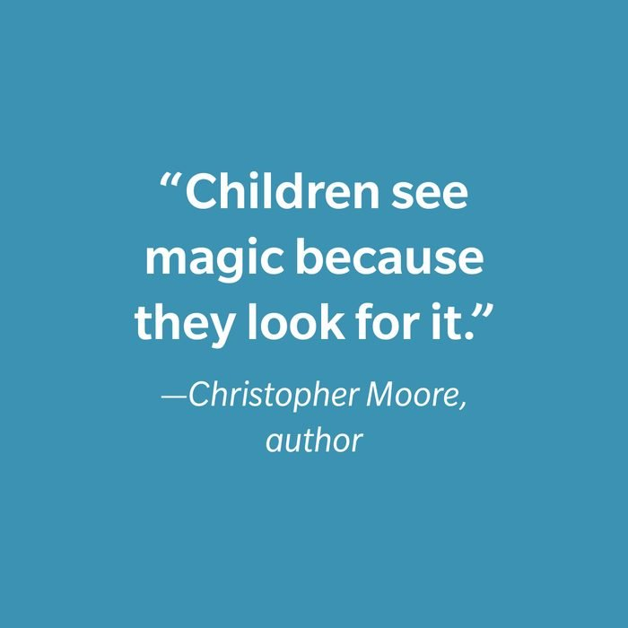 Christopher Moore Inspiring Kids' Quotes